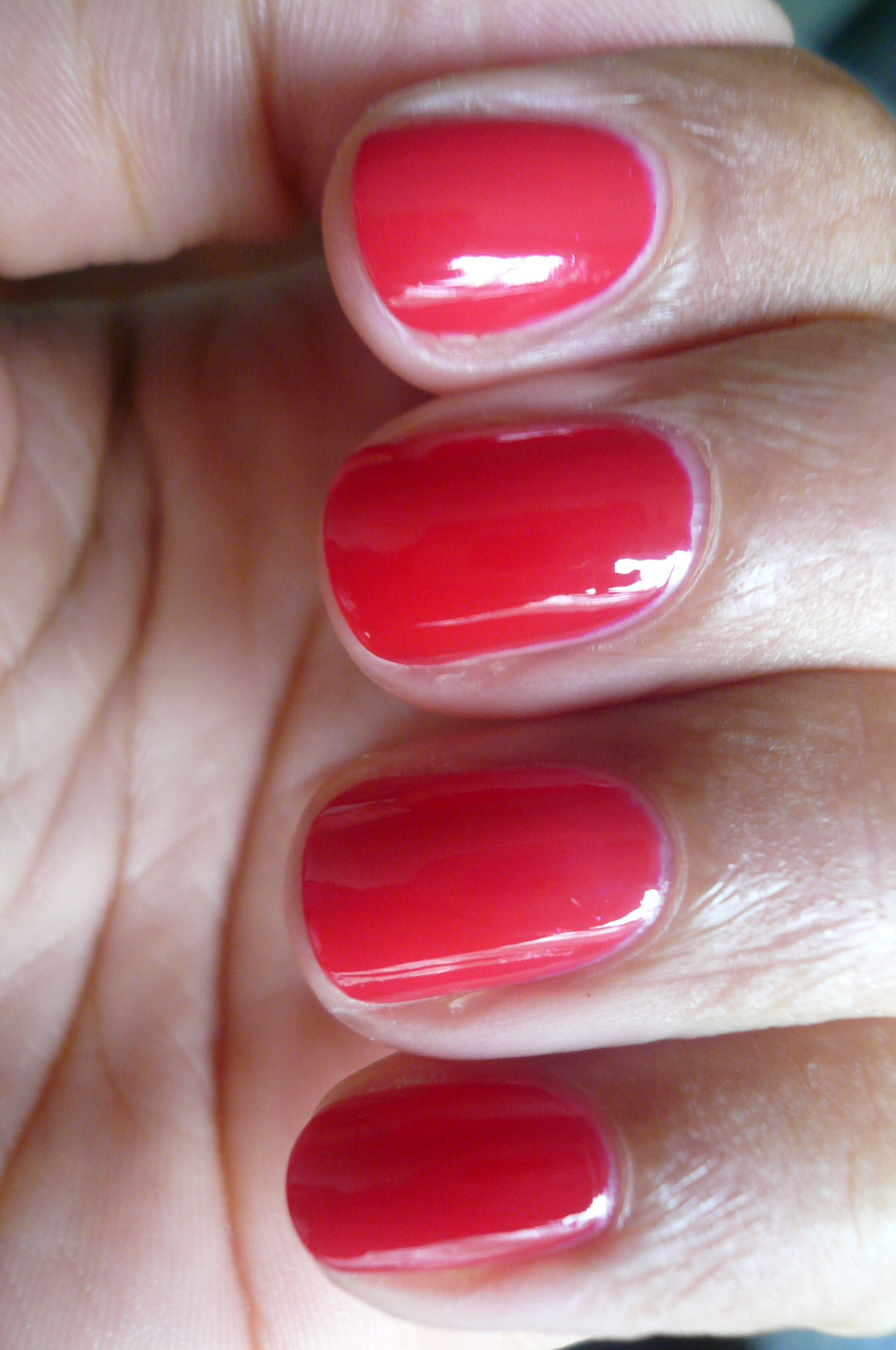 Another Comparison: butter London \'Come to Bed Red\' and Essie \'Queen ...