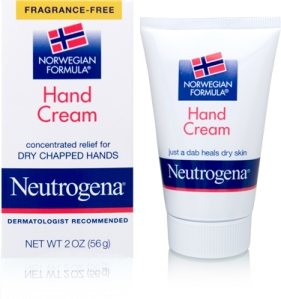 Product of the Month: Neutrogena Norwegian Formula Hand Cream/Eucerin Aquaphor Healing Ointment