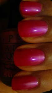 Lightning-Fast: OPI's Pompeii Purple