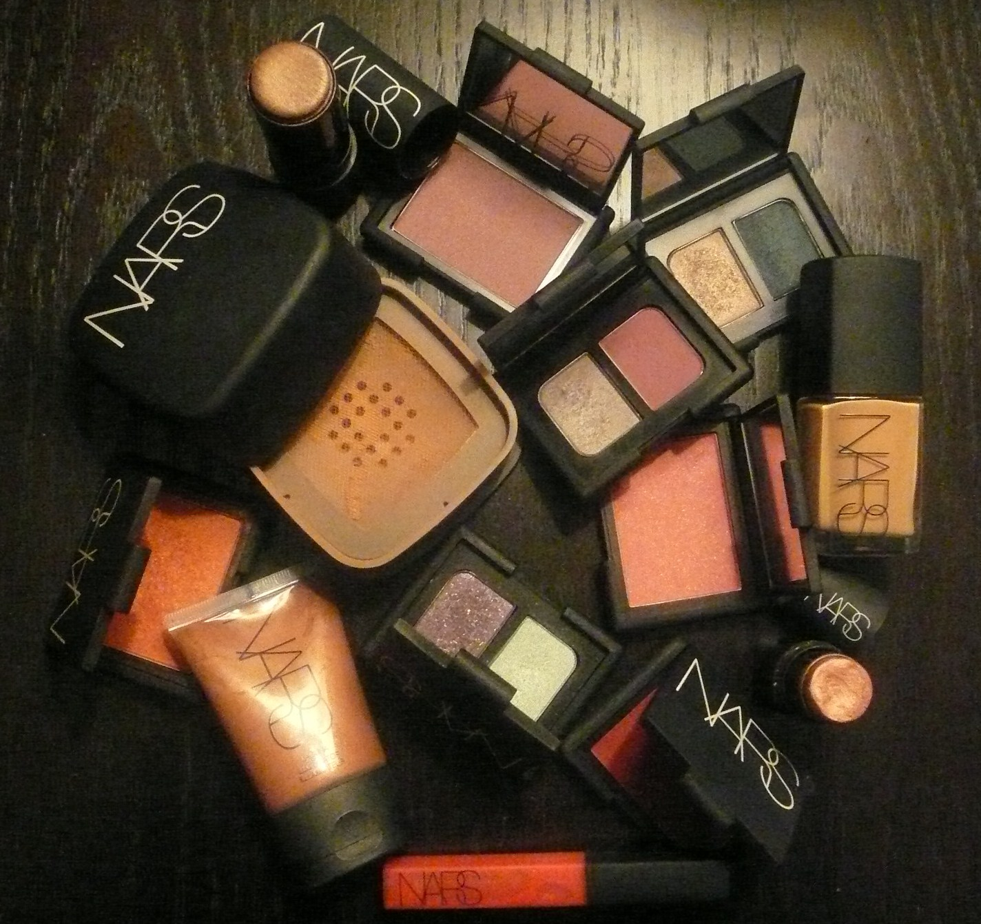 Fall nars makeup collection best photo