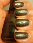 China Glaze Stone Cold - Top Coat