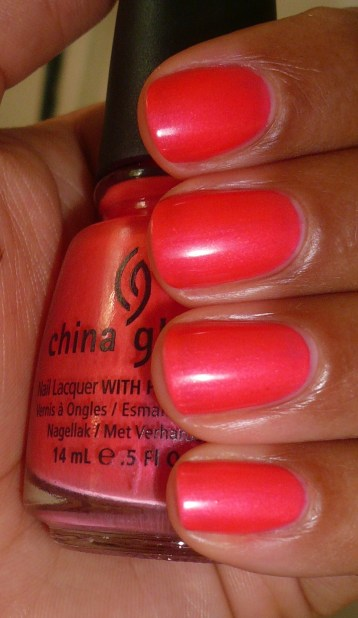 China Glaze Flirty Tankini (1)