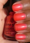China Glaze Flirty Tankini (2)