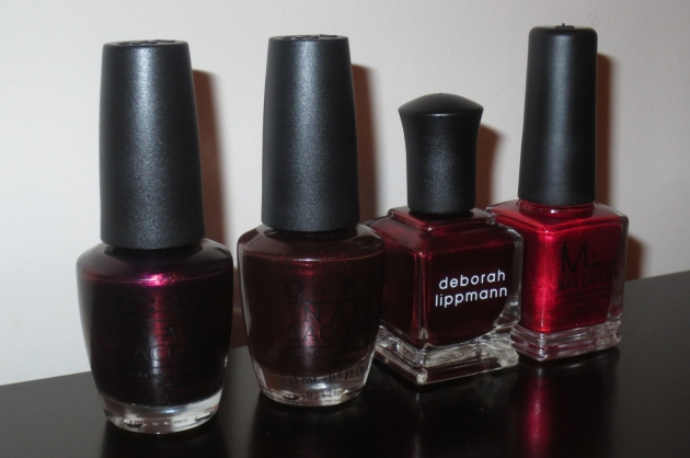 Deborah Lippmann Through the Fire (2)
