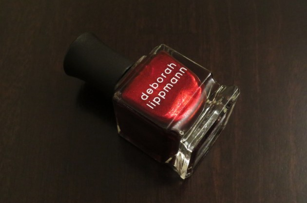 Quelling a Burning Desire with Deborah Lippmann's Through the Fire