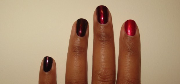 Deborah Lippmann Through the Fire comparisons (2)