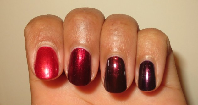 Deborah Lippmann Through the Fire comparisons (3)