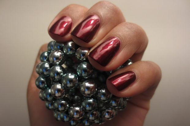 Deborah Lippmann Through the Fire Swatches (2)