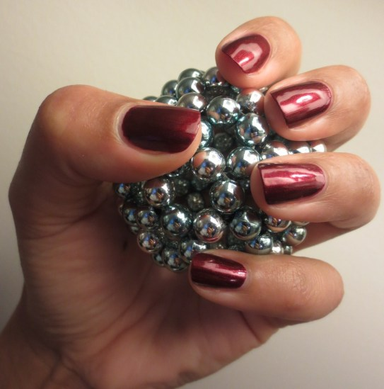 Deborah Lippmann Through the Fire Swatches