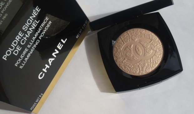 Chanel Illuminating Powder - Poudre Signee de Chanel  (4)