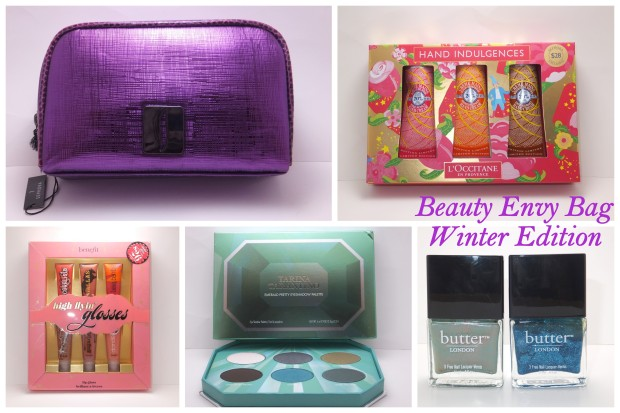 Winter Edition Beauty Envy Bag