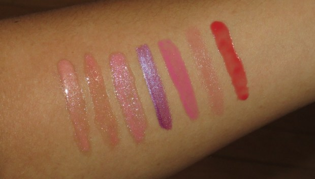 Cool Lipglosses