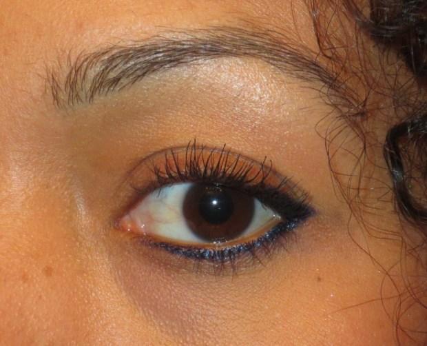 MAC Petrol Blue Eyeliner (4)