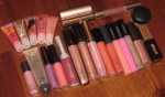 My Lipgloss Collection