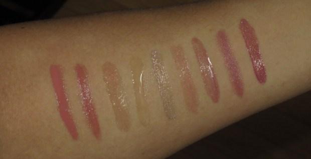 Neutral Lipglosses (2)