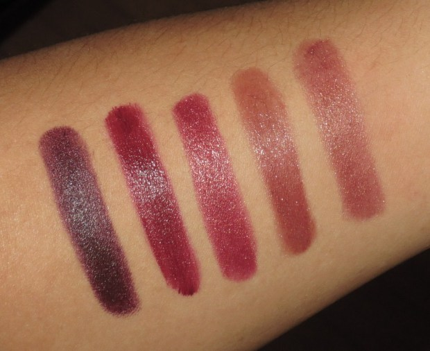 Vampy-Berry Lipsticks