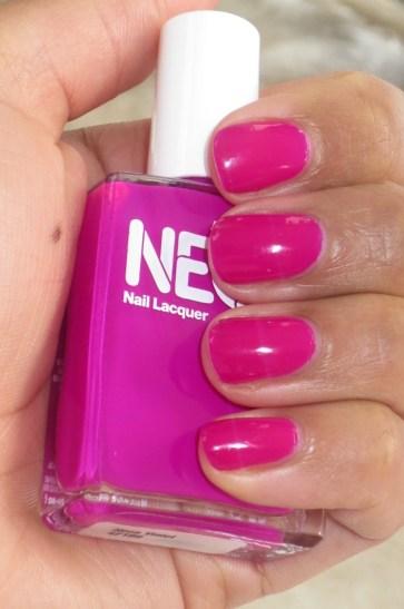 American Apparel Neon Violet swatch
