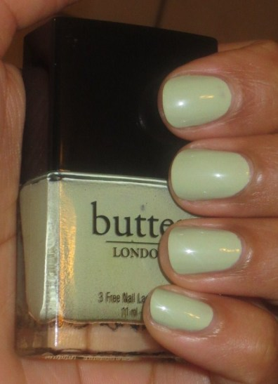 butter London Bossy Boots - Flash