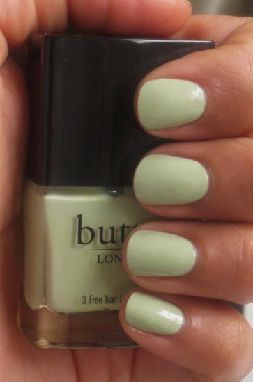 butter London Bossy Boots - Natural Light