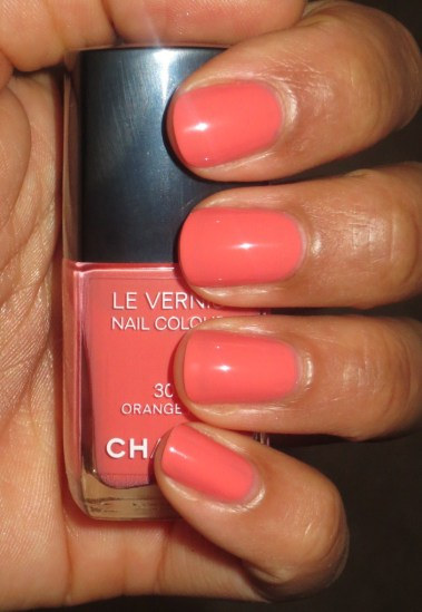 Chanel Orange Fizz (9)