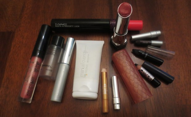 Empties #1 2013 - Makeup