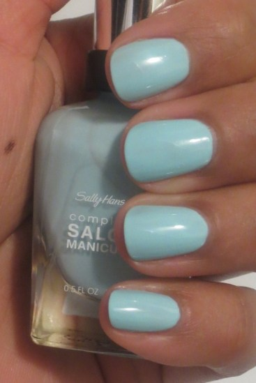 Sally Hansen Barracuda swatches (2)