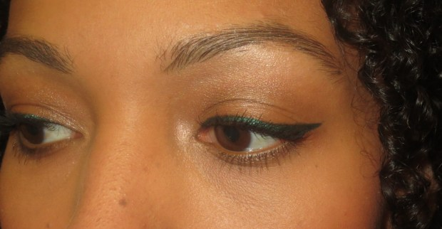 St. Patty's Day Makeup 2013  (7)