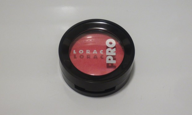 LORAC Pro Powder Cheek Stain in Coral Crush
