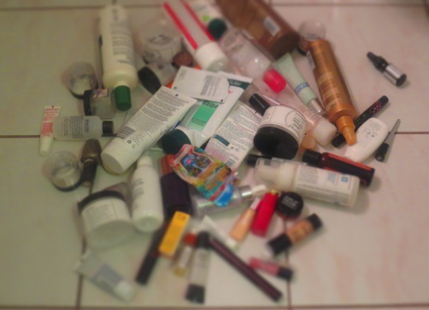 Empties July 2013