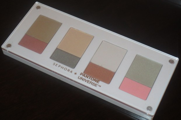 Sephora + Pantone Universe Full Spectra shadow palette in Day Break