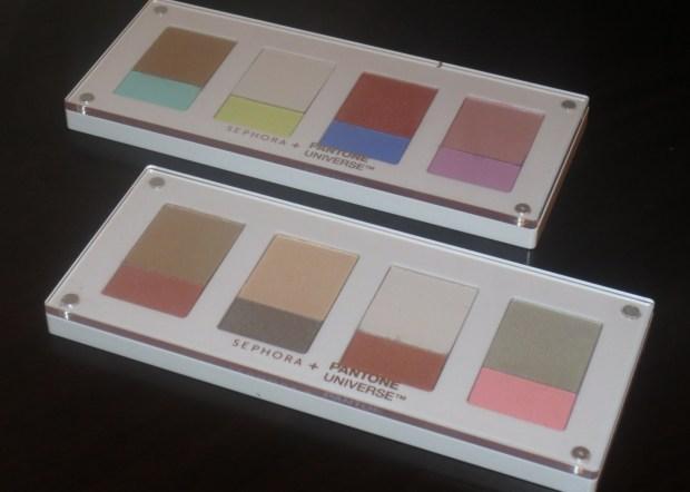 Sephora + Pantone Universe Full Spectra shadow palettes (2)