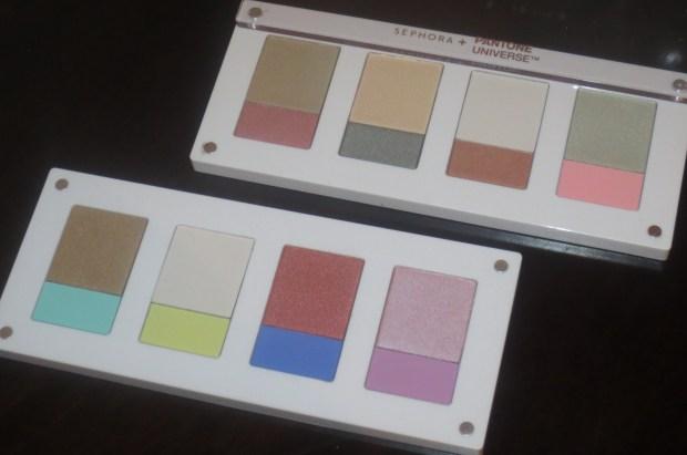 Sephora + Pantone Universe Full Spectra shadow palettes (3)