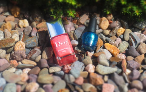 Dior Spring Ball pedicure (2)