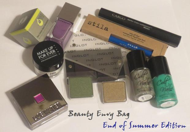 Beauty Envy Bag End of Summer Edition