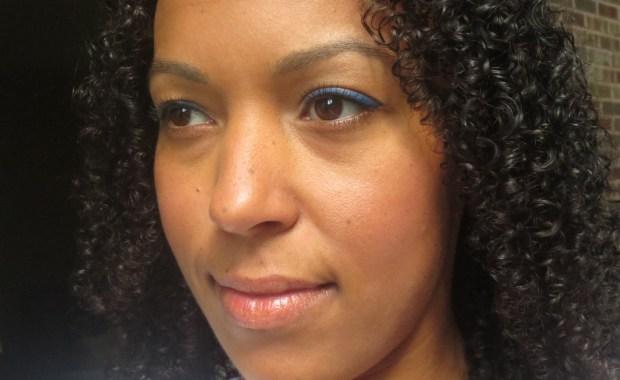 Stila Stay All Day Waterproof Liquid Eyeliner in Cobalt  (5)