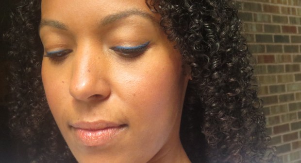 Stila Stay All Day Waterproof Liquid Eyeliner in Cobalt