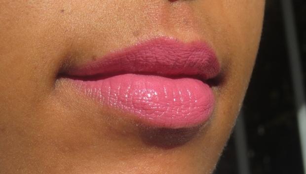 Buxom Mistress lip swatch