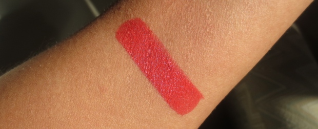 Tom Ford Lip Color in True Coral swatches