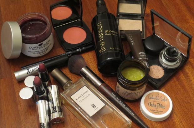Beauty Favorites of 2013