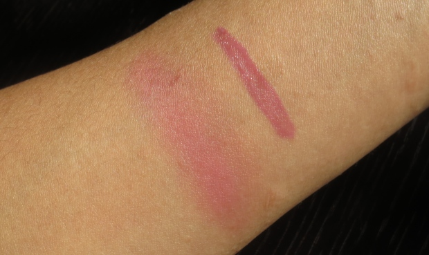 Benefit Lollitint swatch