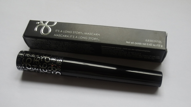 Arbonne It's a Long Story mascara