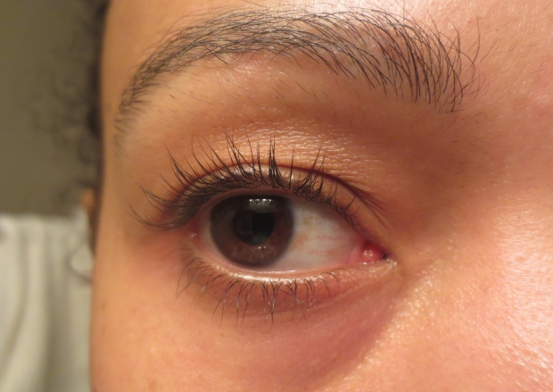 Lashes after Xlash