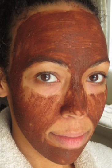 Purple Urchin Chocolate Facial Mask
