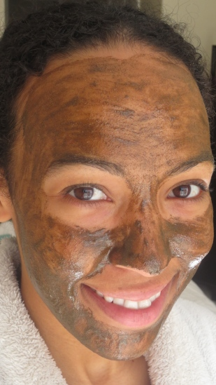 Villainess Embargo Mud mask