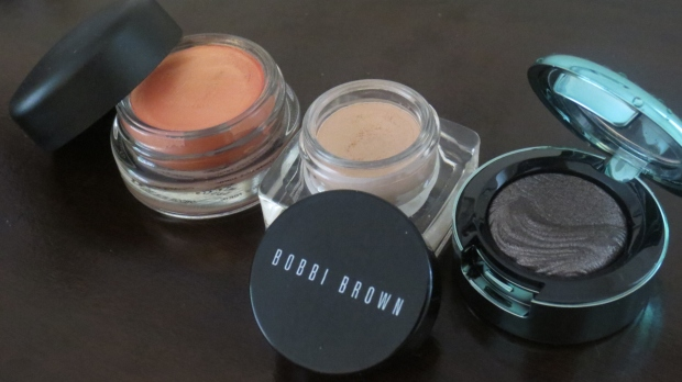 MAC Bobbi Brown eyeshadow