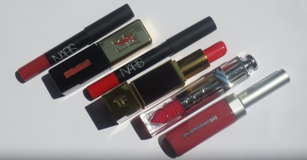 Favorite Summer Lippies