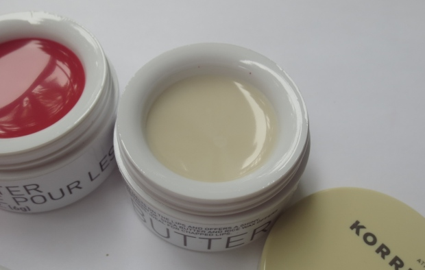 Korres Lip Butter in Guava