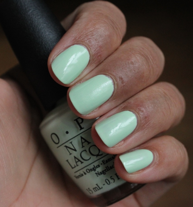 OPI that's hula-rious! swatch