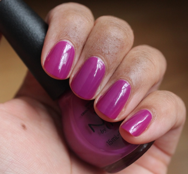 Nicole by OPI In Grape Demand swatch