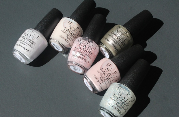 OPI Soft Shades Spring 2015